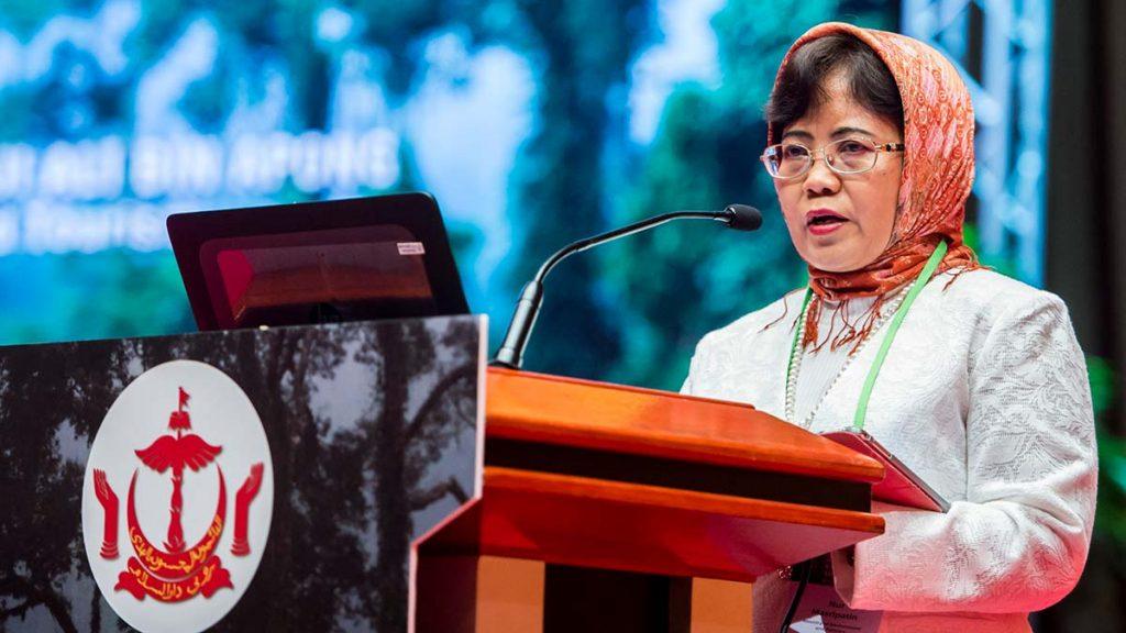 Asia Pacific Rain Forest Summit 2016