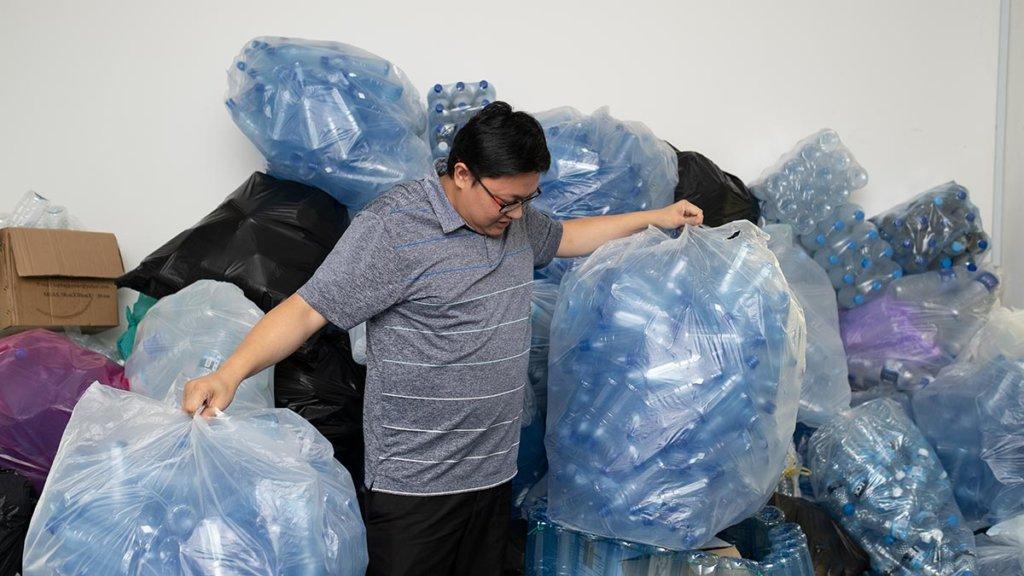 Progress Against Plastic