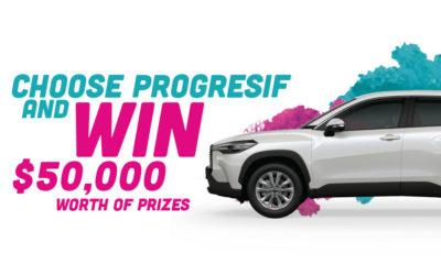 Win A Car Lucky Draw