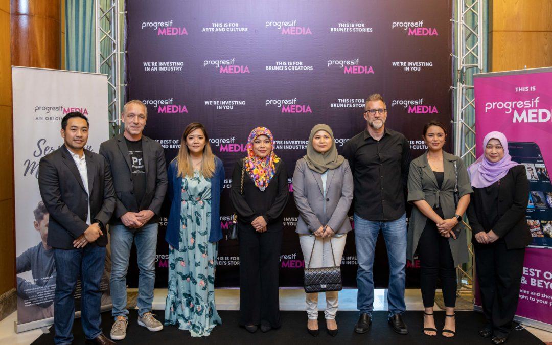 Serpihan Masa Lalu Premieres as First Progresif Media Original