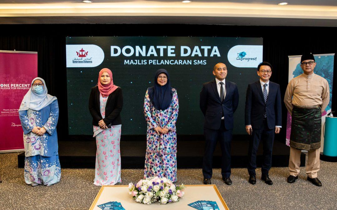 Progresif Launches Donate Data Campaign