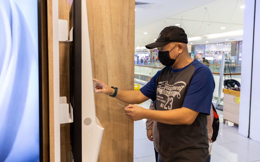 Progresif Rolls Out Self-Service Kiosk